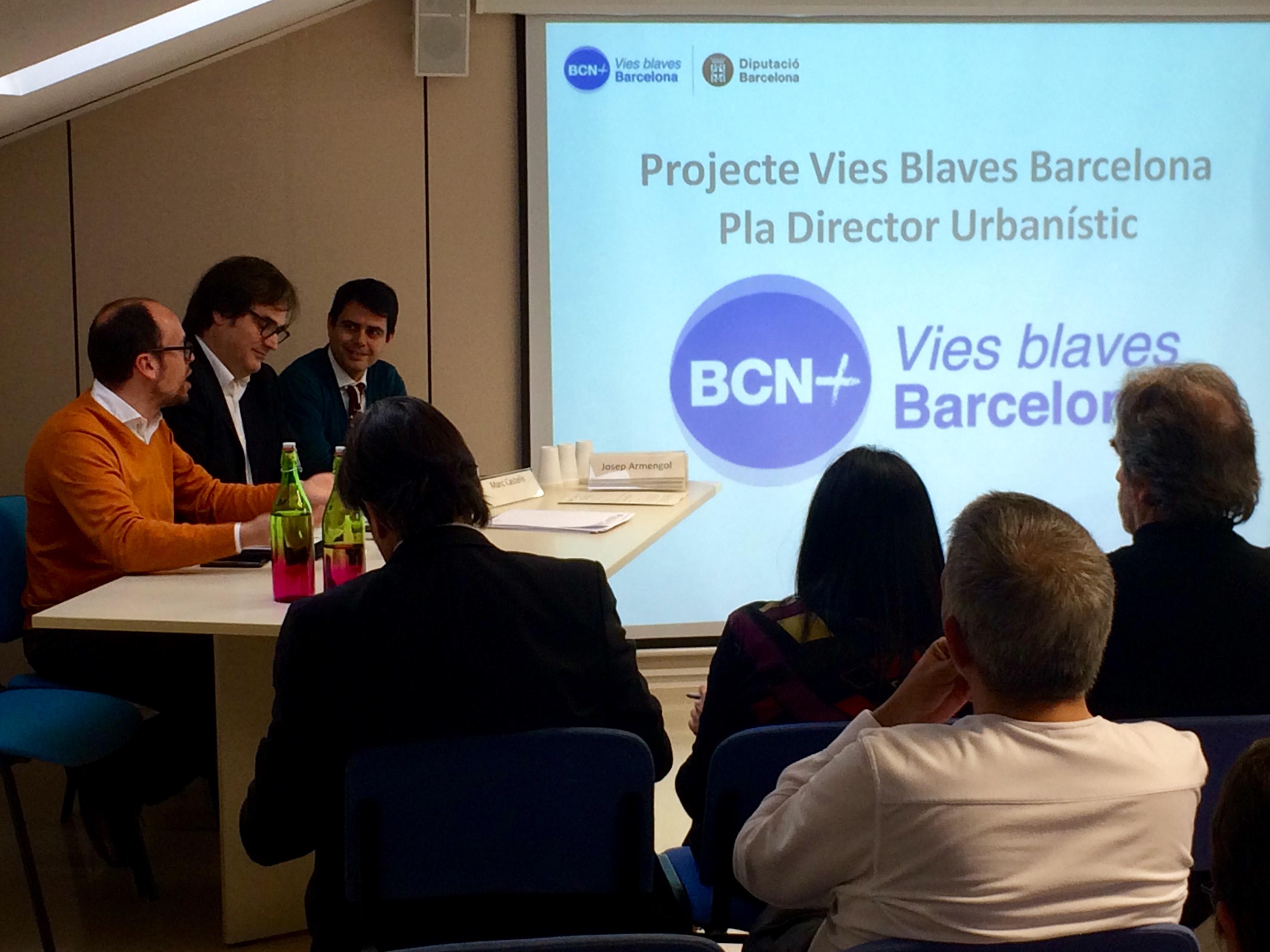 PDU-Vies Blaves: presentem propostes pel procés de consultes de la Generalitat